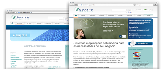 Website Dextra II