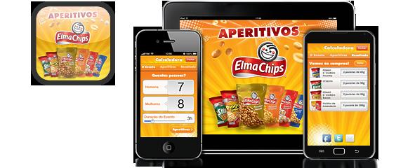 Aperitivos Elma Chips
