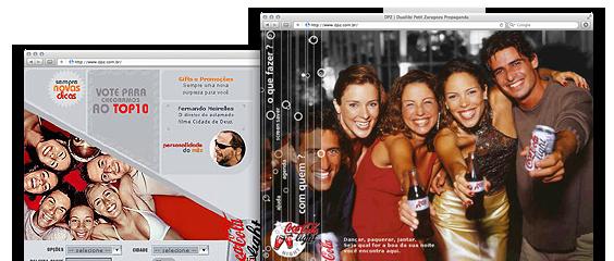 Night Coca-Cola Light