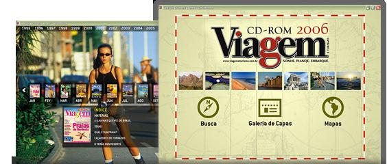 CD-ROM Viagem 2006