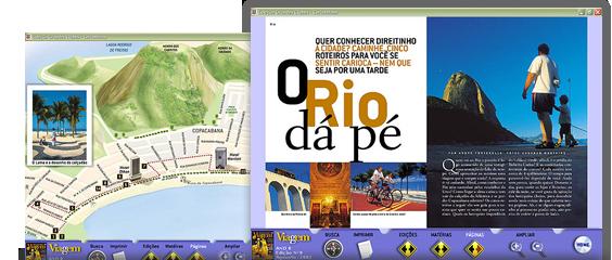 CD-ROM Viagem 2004