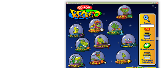 CD-ROM Recreio