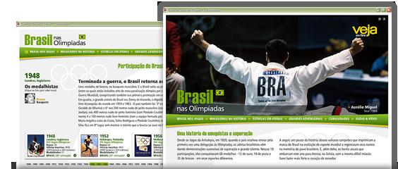 CD-ROM Veja nas Olimpíadas 2004