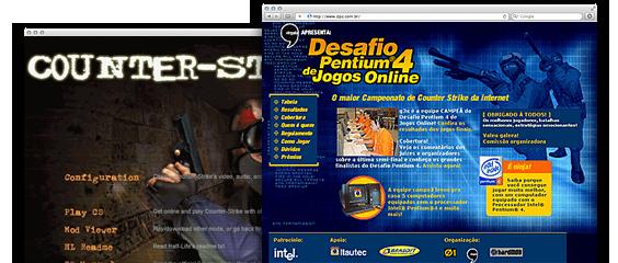 Desafio Pentium 4 de Jogos Online