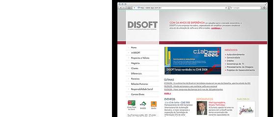 Website Disoft